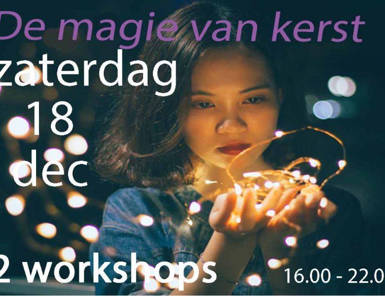 18 dec: EVENEMENT 'De magie van kerst'